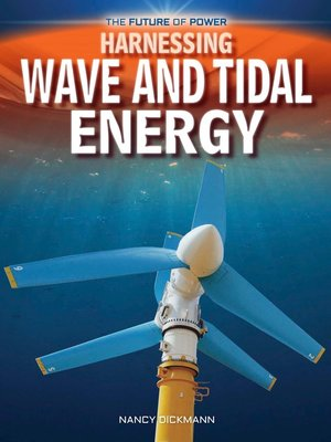 cover image of Harnessing Wave and Tidal Energy