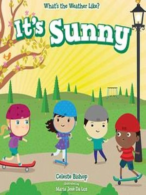 cover image of It's Sunny