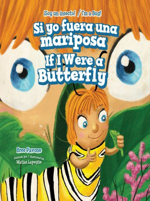 cover image of Si yo fuera una mariposa / If I Were a Butterfly