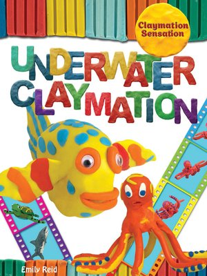 cover image of Underwater Claymation