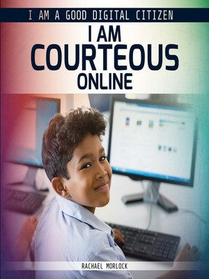 cover image of I Am Courteous Online