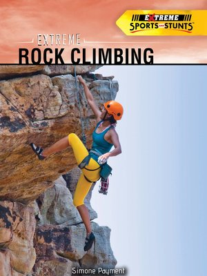 cover image of Extreme Rock Climbing