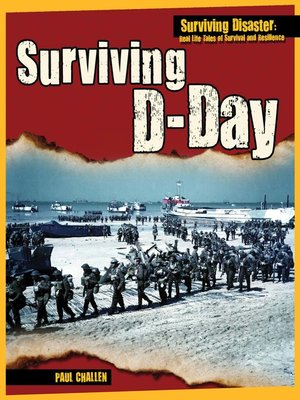 cover image of Surviving D-Day
