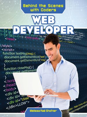 cover image of Web Developer