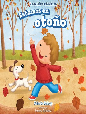 cover image of Estamos en otoño (It's Fall)