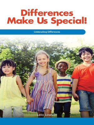 cover image of Differences Make Us Special!