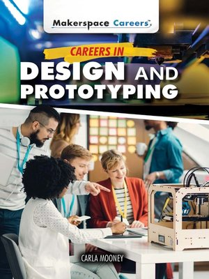 cover image of Careers in Design and Prototyping