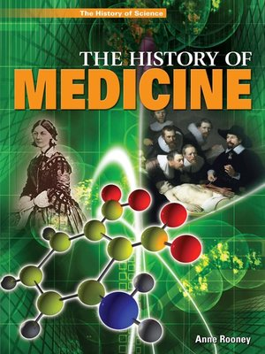 cover image of The History of Medicine