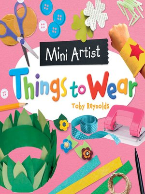 cover image of Things to Wear