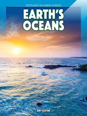 cover image of Earth's Oceans