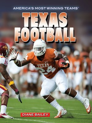 cover image of Texas Football