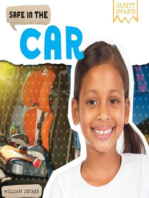 cover image of Safe in the Car