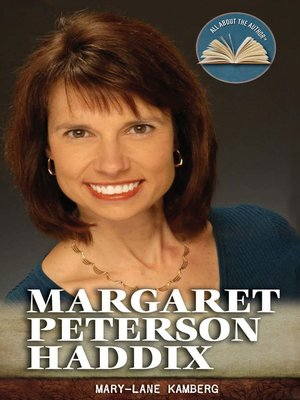 cover image of Margaret Peterson Haddix
