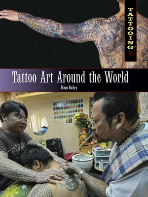 cover image of Tattoo Art Around the World