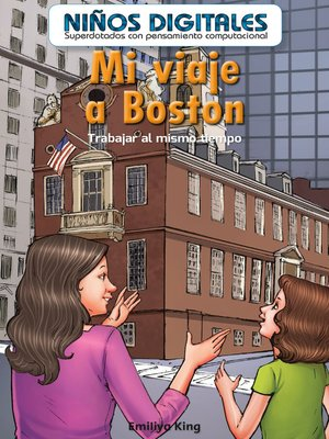 cover image of Mi viaje a Boston