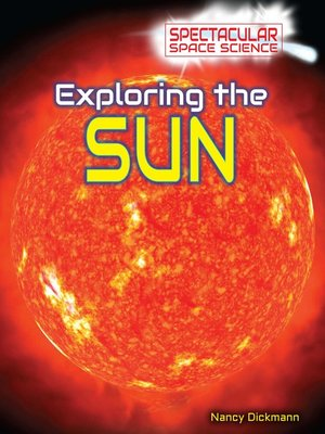 cover image of Exploring the Sun