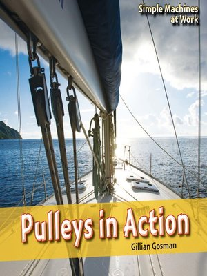 cover image of Pulleys in Action