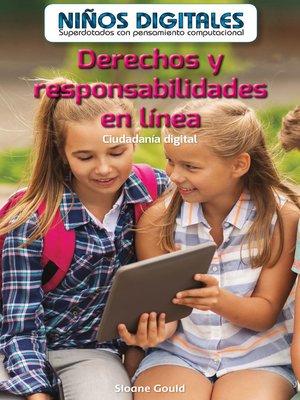 cover image of Derechos y responsabilidades en línea