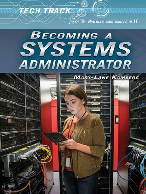 cover image of Becoming a Systems Administrator