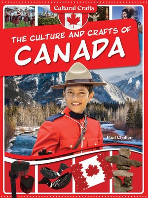 cover image of The Culture and Crafts of Canada