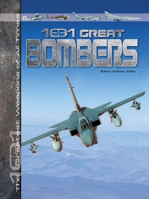 cover image of 101 Great Bombers