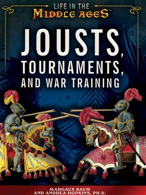 cover image of Jousts, Tournaments, and War Training