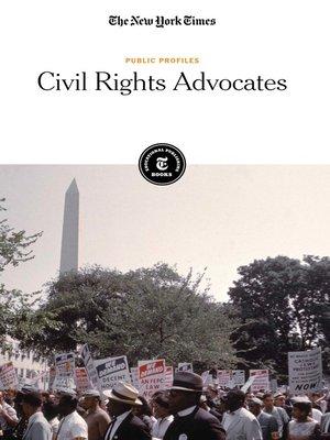 cover image of Civil Rights Advocates