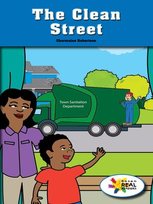 cover image of The Clean Street