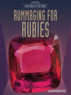 cover image of Rummaging for Rubies