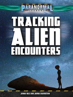 cover image of Tracking Alien Encounters
