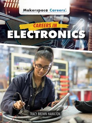 cover image of Careers in Electronics