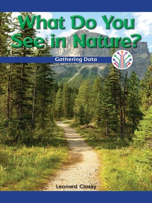 cover image of What Do You See in Nature?