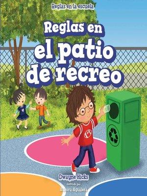 cover image of Reglas en el patio de recreo (Rules in the Playground)