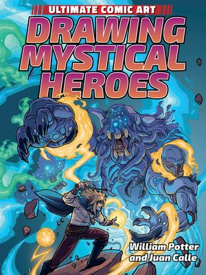 cover image of Drawing Mystical Heroes