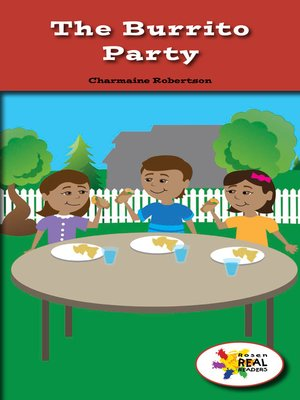 cover image of The Burrito Party