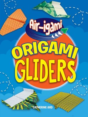 cover image of Origami Gliders