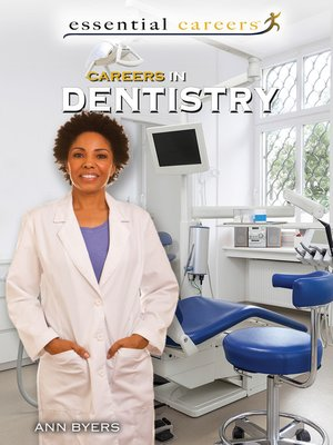 cover image of Careers in Dentistry