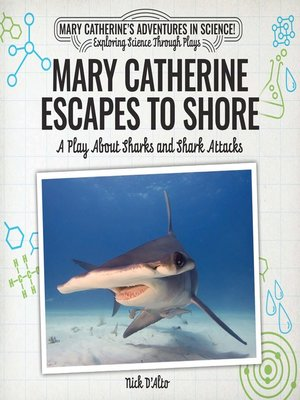 cover image of Mary Catherine Escapes to Shore