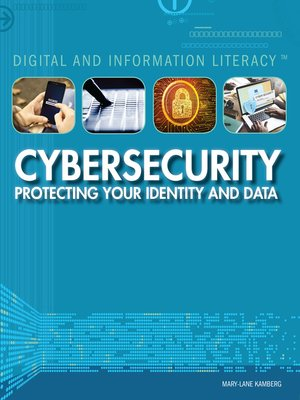 cover image of Cybersecurity