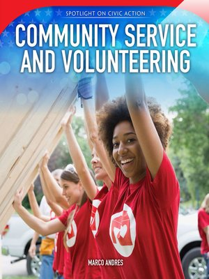 cover image of Community Service and Volunteering