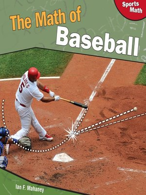 cover image of The Math of Baseball