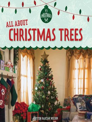 cover image of All About Christmas Trees