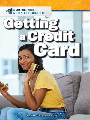 cover image of Getting a Credit Card