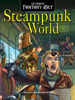cover image of Steampunk World