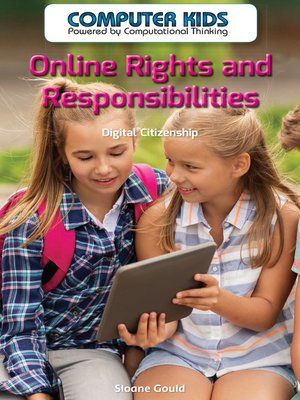 cover image of Online Rights and Responsibilities