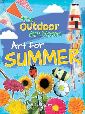 cover image of Art for Summer