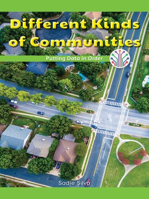 cover image of Different Kinds of Communities