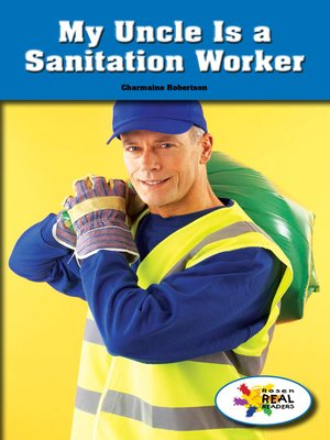 cover image of My Uncle Is a Sanitation Worker