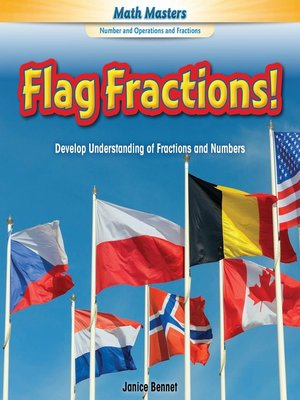 cover image of Flag Fractions!