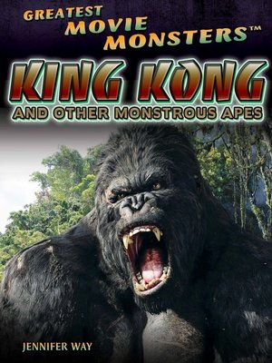 cover image of King Kong and Other Monstrous Apes